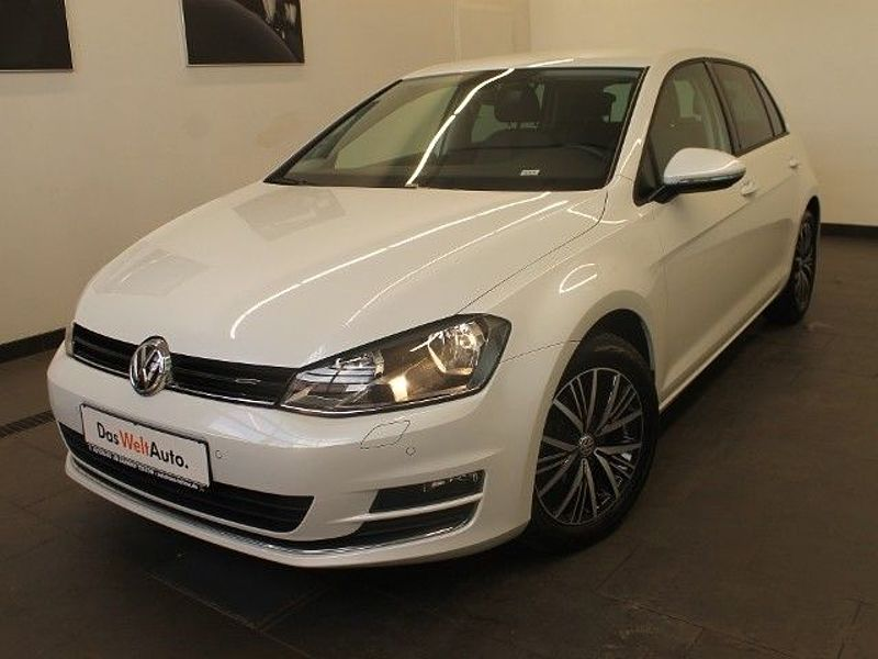 Volkswagen Golf VII 1.4 TSI ALLSTAR DSG*Light Assist*Garant